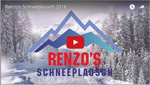 Renzo's Schneeplausch