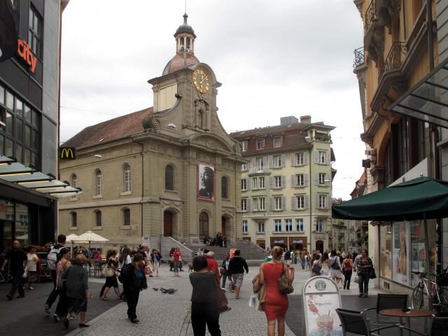 St Francois Lausanne Restaurant