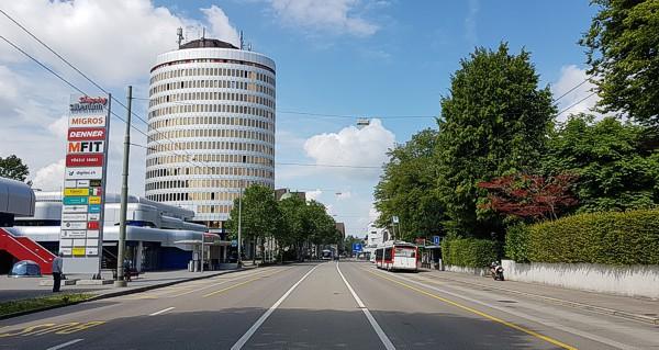 St.Gallen Silberturm Grossacker